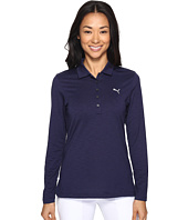 PUMA Golf - Long Sleeve Polo