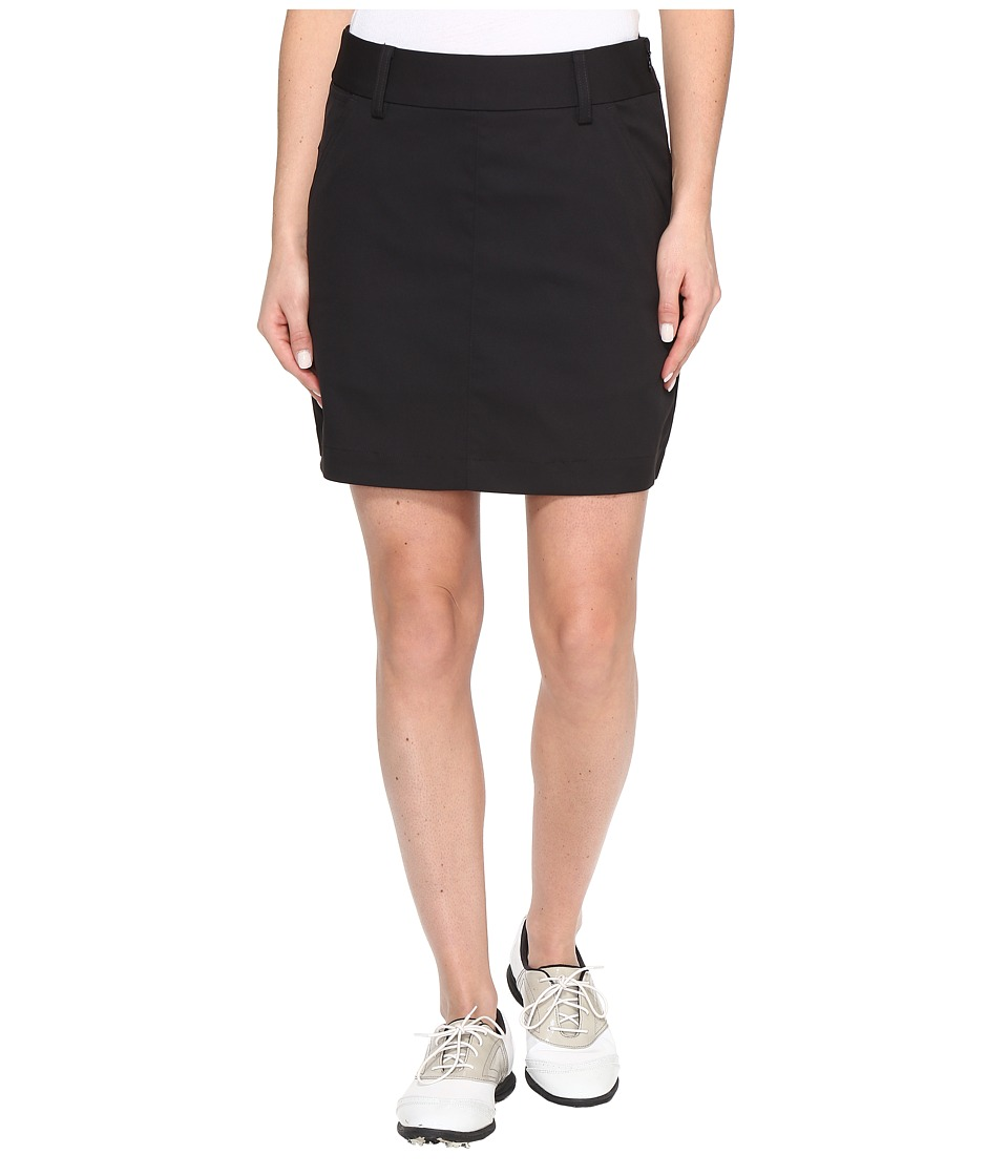 PUMA Golf - Pounce Skirt (PUMA Black) Womens Skirt