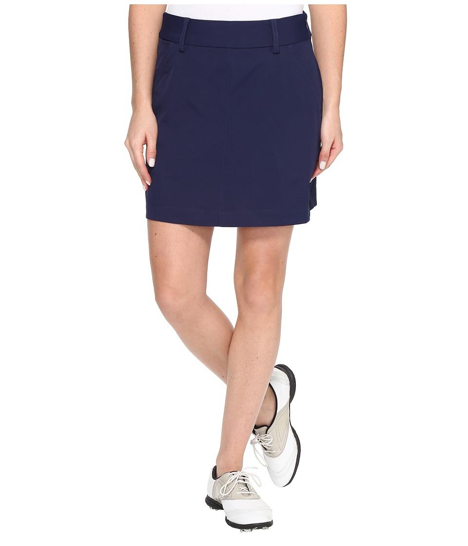 Puma Golf - Pounce Skirt (Peacoat) Women's Skirt