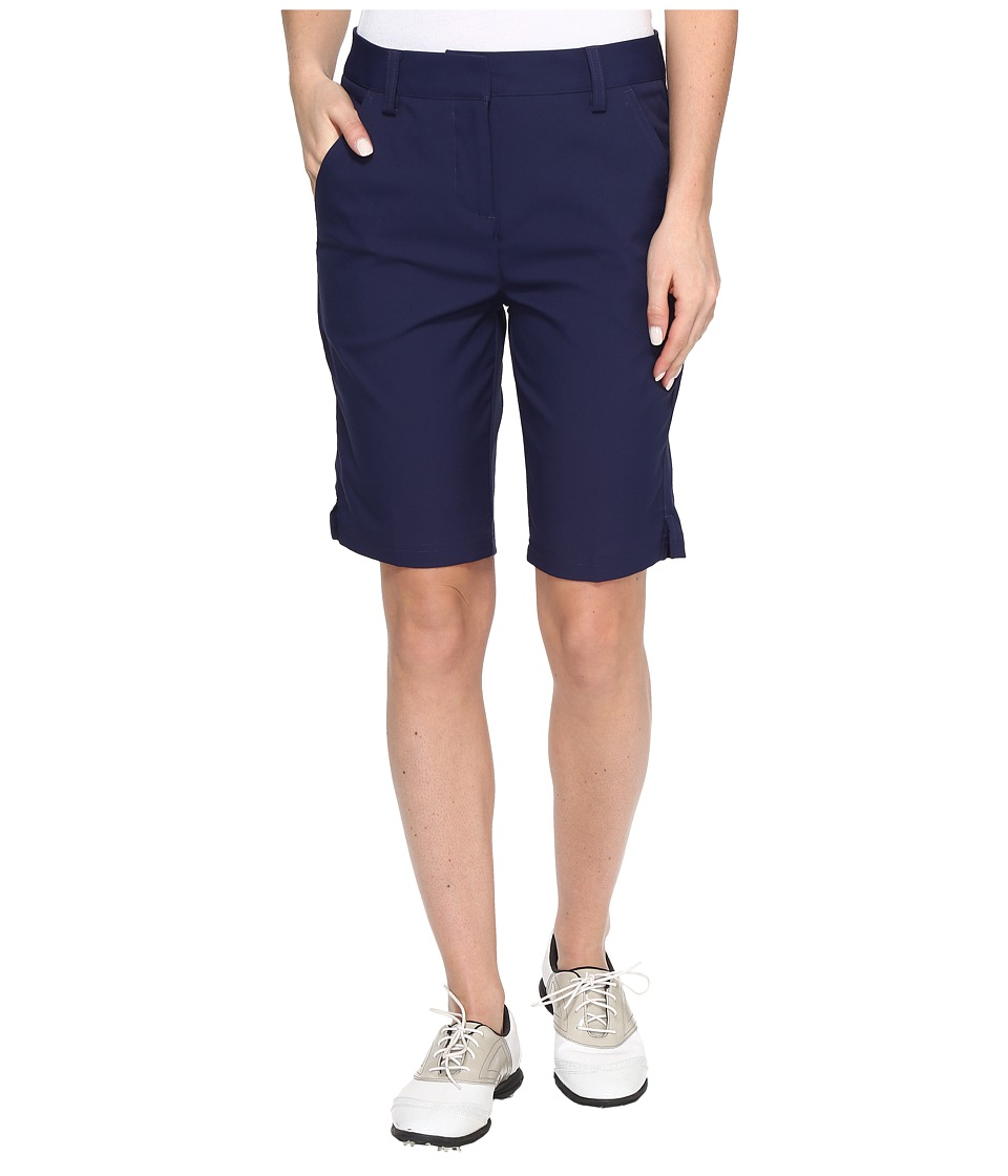 PUMA Golf - Pounce Bermuda Shorts (Peacoat) Womens Shorts