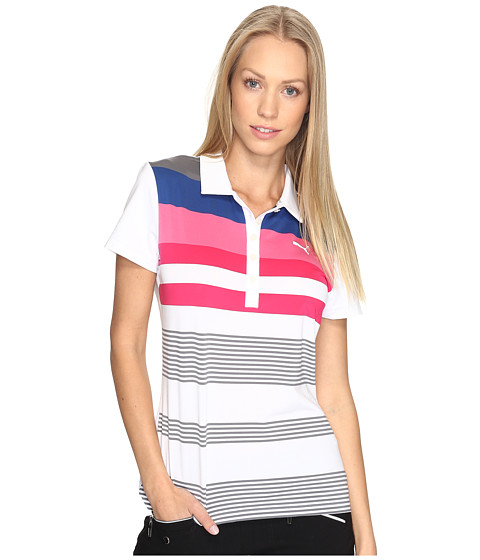 PUMA Golf Road Map Polo