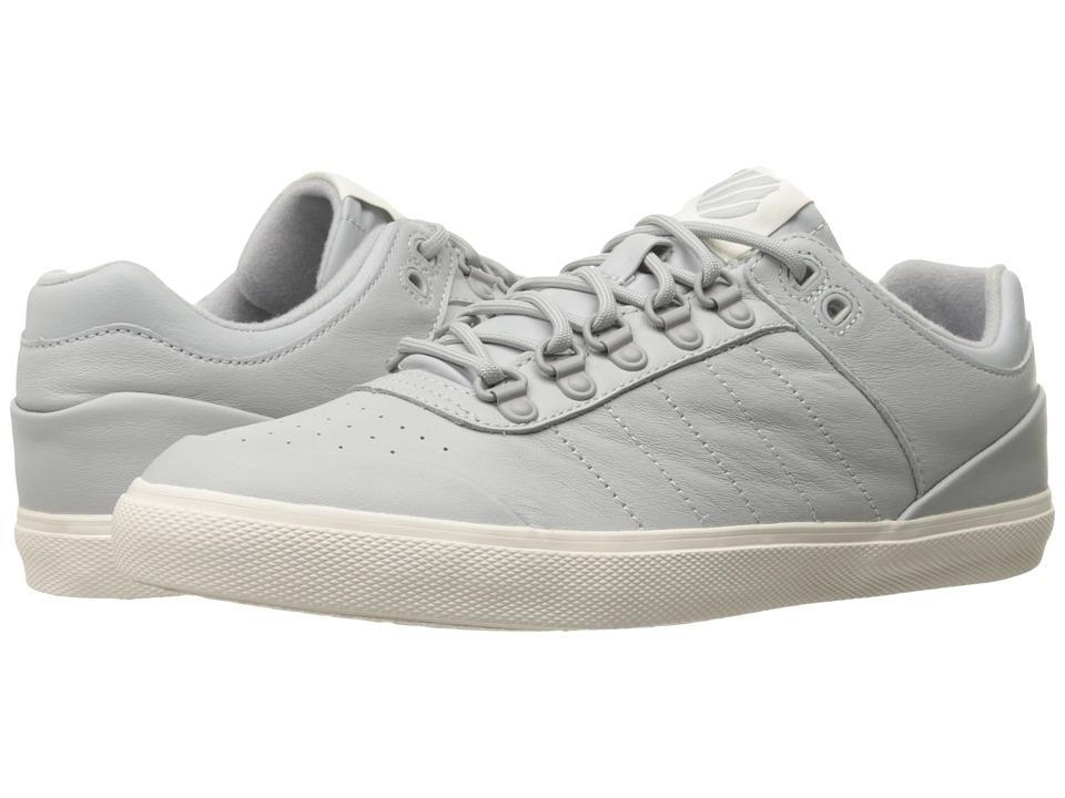 K-Swiss - Gstaad Neu Sleek (Gull Gray/Eggnog) Womens Tennis Shoes