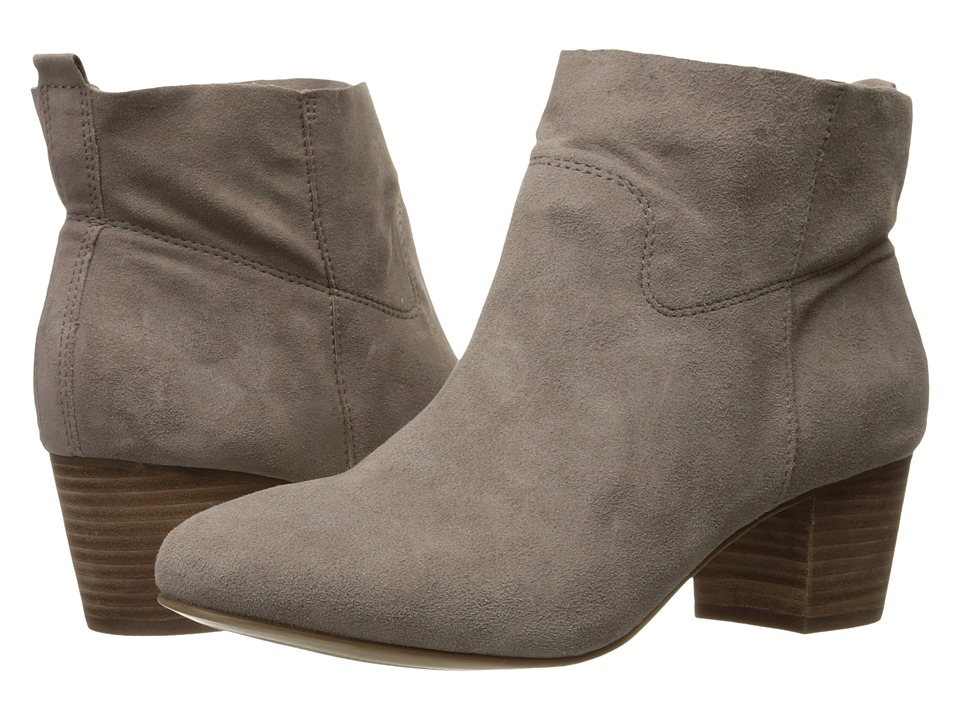Steve Madden - Harber (Taupe Suede) Women