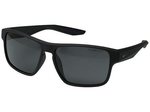 Nike Essential Venture - Matte Black/Dark Grey Lens