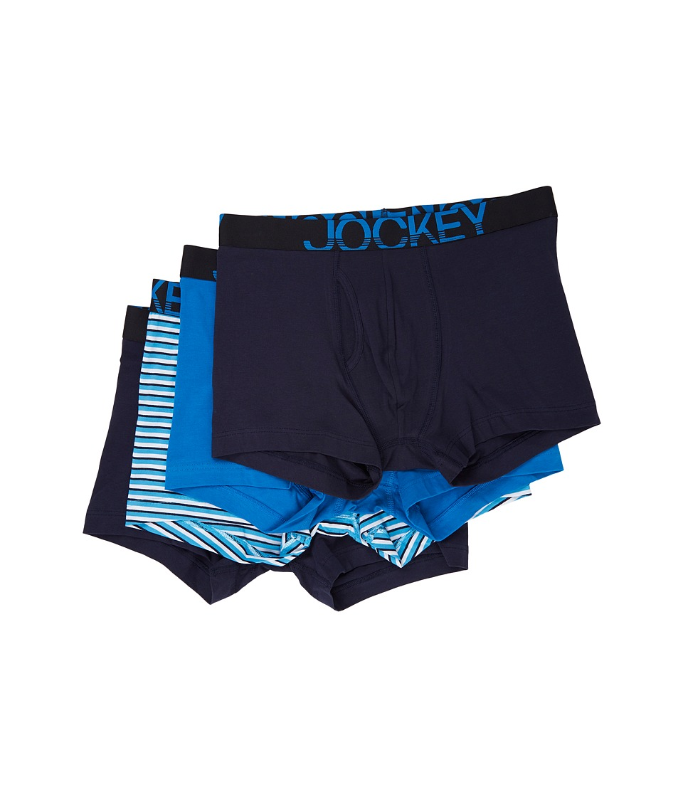 Jockey - Active Stretch Bonus Pack Boxer Brief