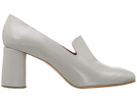 RACHEL COMEY May Mid-Heel Pumps in Grey