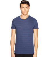 ATM Anthony Thomas Melillo - Jaquard Stripe Crew Neck Tee