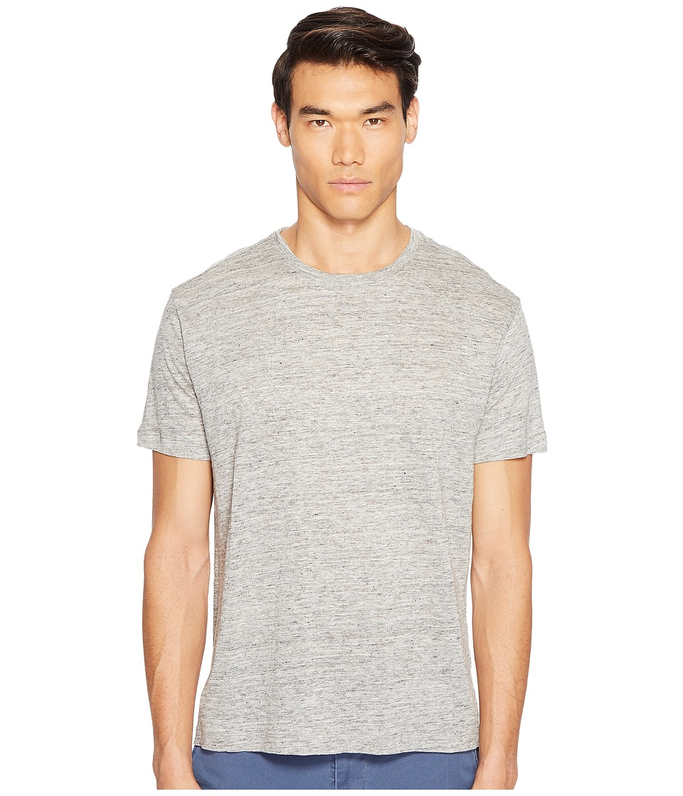ATM Anthony Thomas Melillo - Linen Relaxed Fit Crew Neck Tee