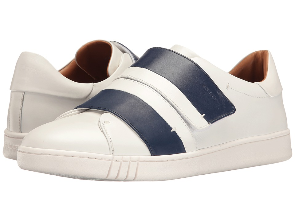 Bally - Willet (White/Marine) Men's Shoes