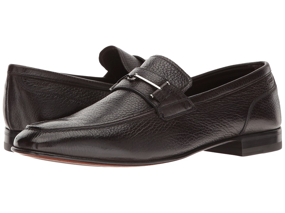 Bally Brignant-U (Safari Deerskin) Men's Slip on  Shoes