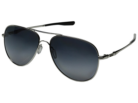 Oakley Elmont L - Polished Chrome/Grey Gradient Polarized