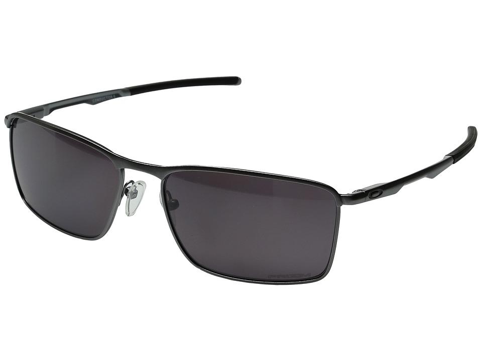 Oakley - Conductor 6 (Lead/Prizm Daily Polarized) Sport Sunglasses