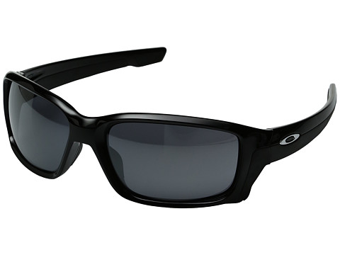 Oakley Straightlink - Polished Black/Black Iridium