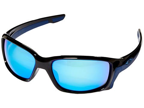 Oakley Straightlink - Polished Black/Sapphire Iridium