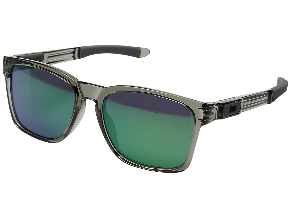 Oakley Catalyst (Grey Ink/Jade Iridium) Snow Goggles