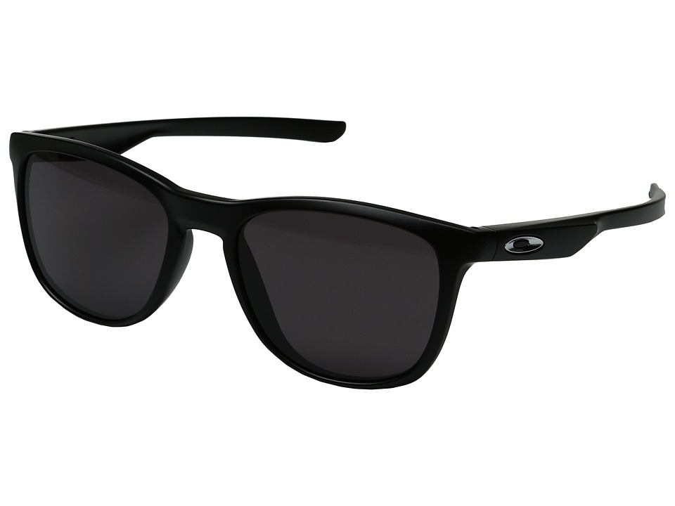 Oakley - Trillbe X (Matte Black/Warm Grey) Fashion Sunglasses