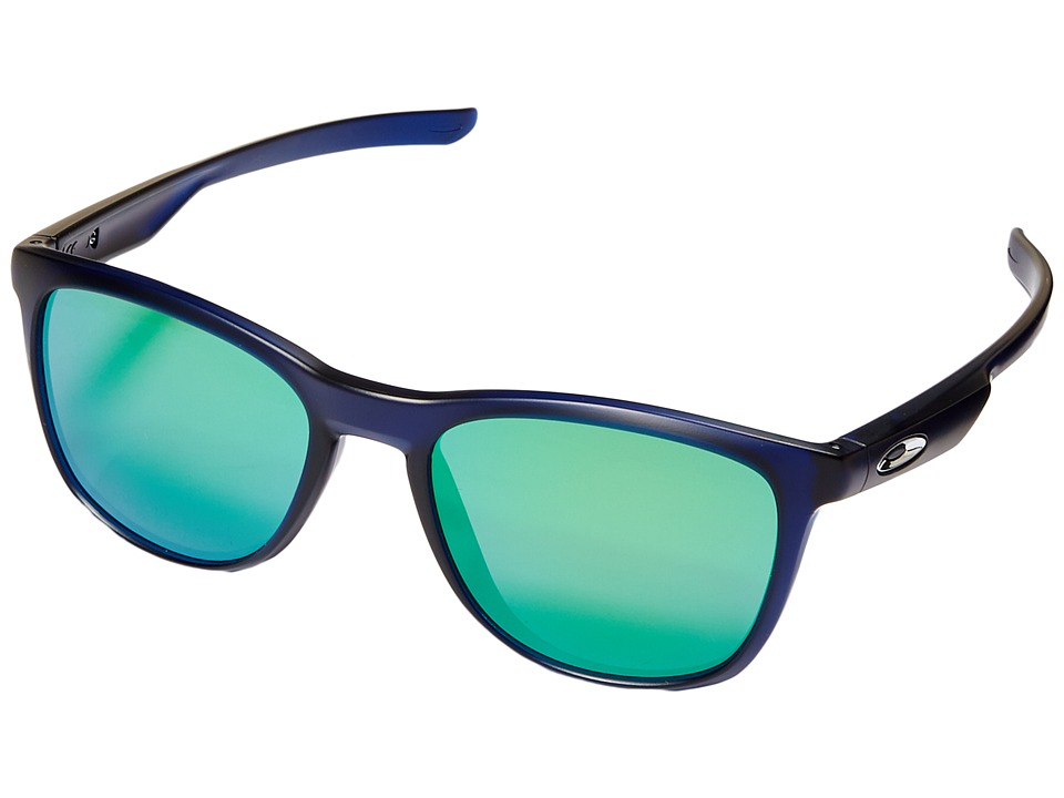 Oakley Trillbe X (Matte Translucent Sky Blue/Jade Iridium...