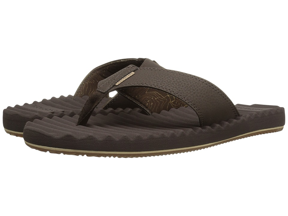 Freewaters - Basecamp (Brown) Men's Sandals