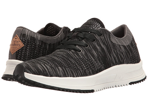 Freewaters Sky Trainer Knit - Black/Grey