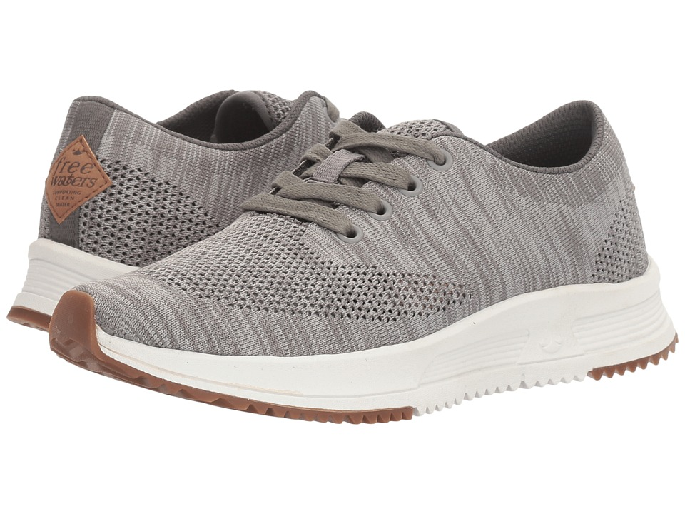 Freewaters Sky Trainer Knit (Grey) Women