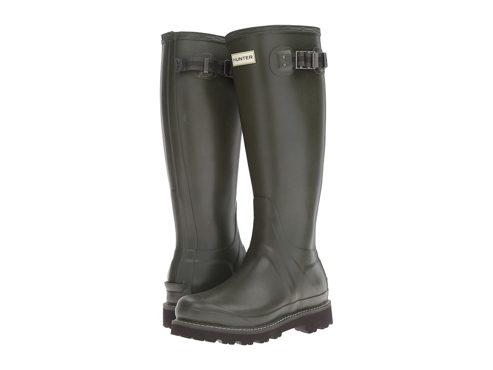 Hunter Balmoral (Dark Olive) Women