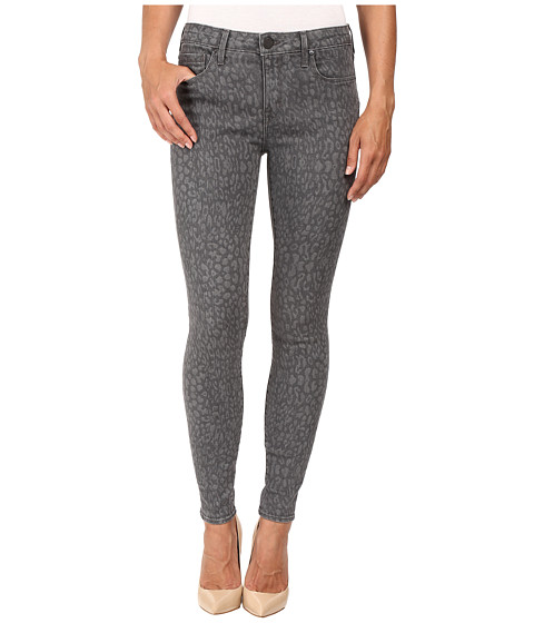 Parker Smith Ava Skinny in Grey Leopard
