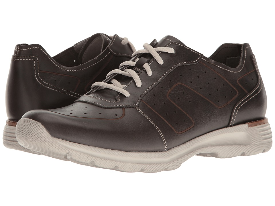 Dansko Wesley (Black Vintage Pull-Up) Men