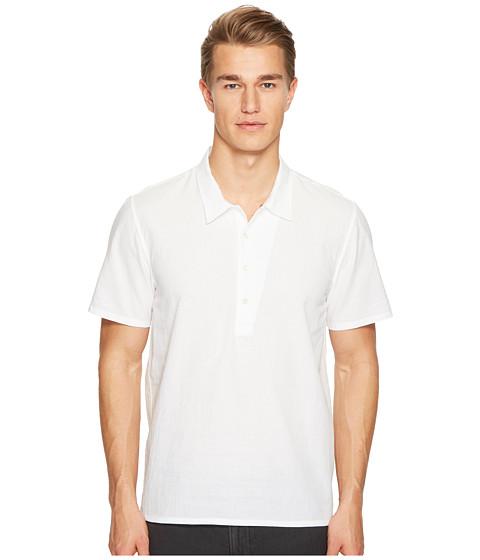 Billy Reid Mickey Short Sleeve Pullover Shirt