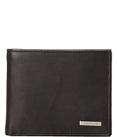Steve Madden - Classic Leather Passcase Wallet