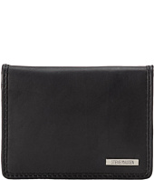 Steve Madden - Classic Leather Card Carrier