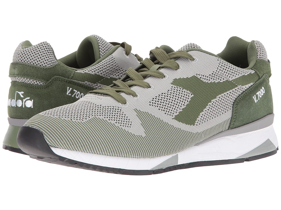 Diadora - V7000 Weave (Green Olivina) Mens Shoes