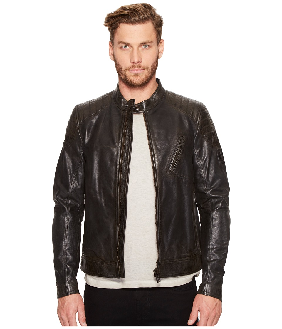 BELSTAFF - Signature Hand Waxed Sandway Leather Jacket