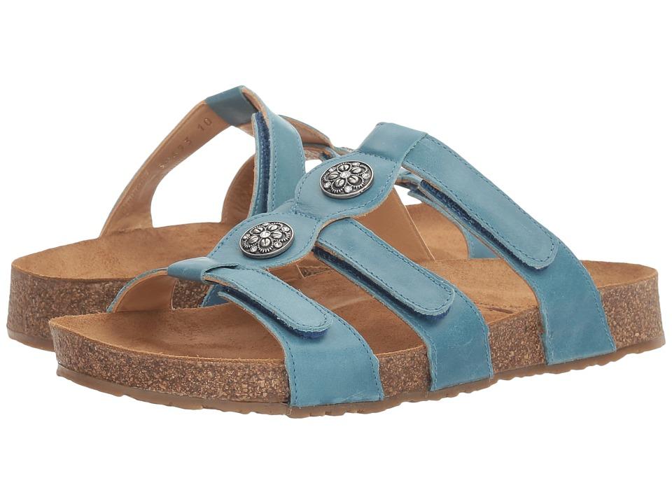 Haflinger Alice (Capri Blue) Women