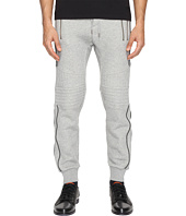 The Kooples - Sport Fleece Sweatpants with Zippers