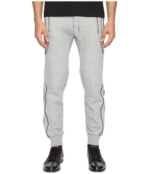 The Kooples Sport Fleece Sweatpants with Zippers