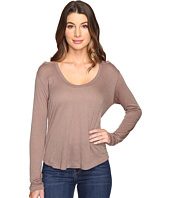 Project Social T - Wild Night Flax Cold Shoulder