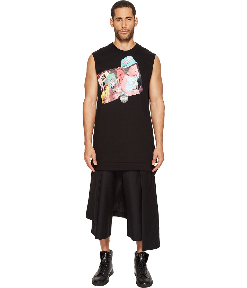 DBYD - Collage Printed Sleeveless T
