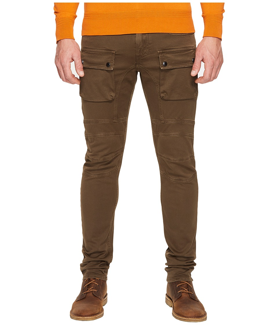 BELSTAFF - Felmore Moto Stretch Cotton Chino Pants
