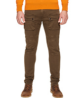 BELSTAFF - Felmore Moto Stretch Cotton Chino Pants