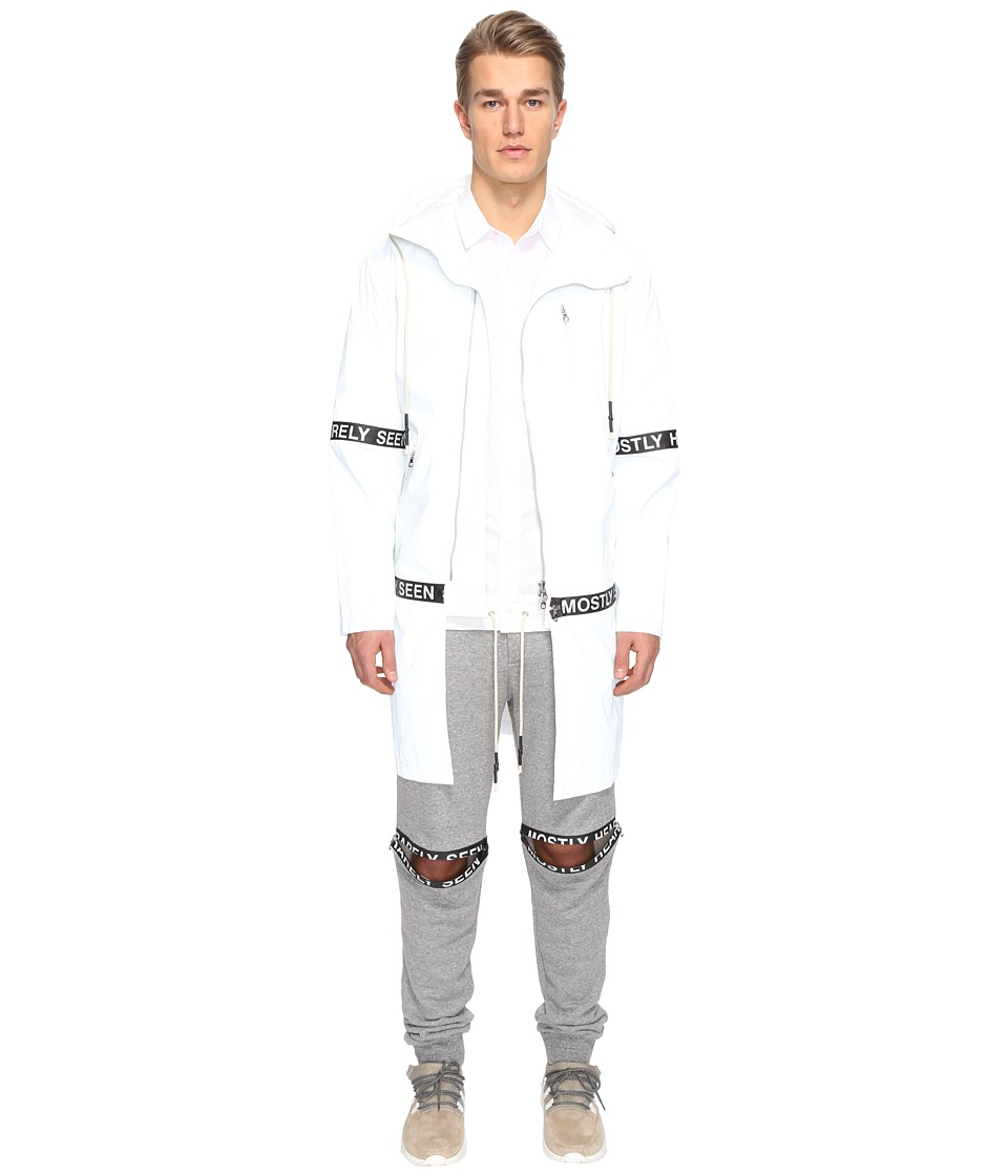 Mostly Heard Rarely Seen - Detached 3M Reflective Hoodie