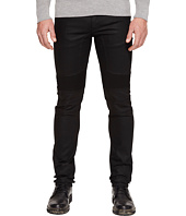BELSTAFF - Eastham Slim Fit Raw Stretch Motor Denim in Black