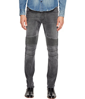 BELSTAFF - Eastham Slim Fit Washed Stretch Denim in Charcoal