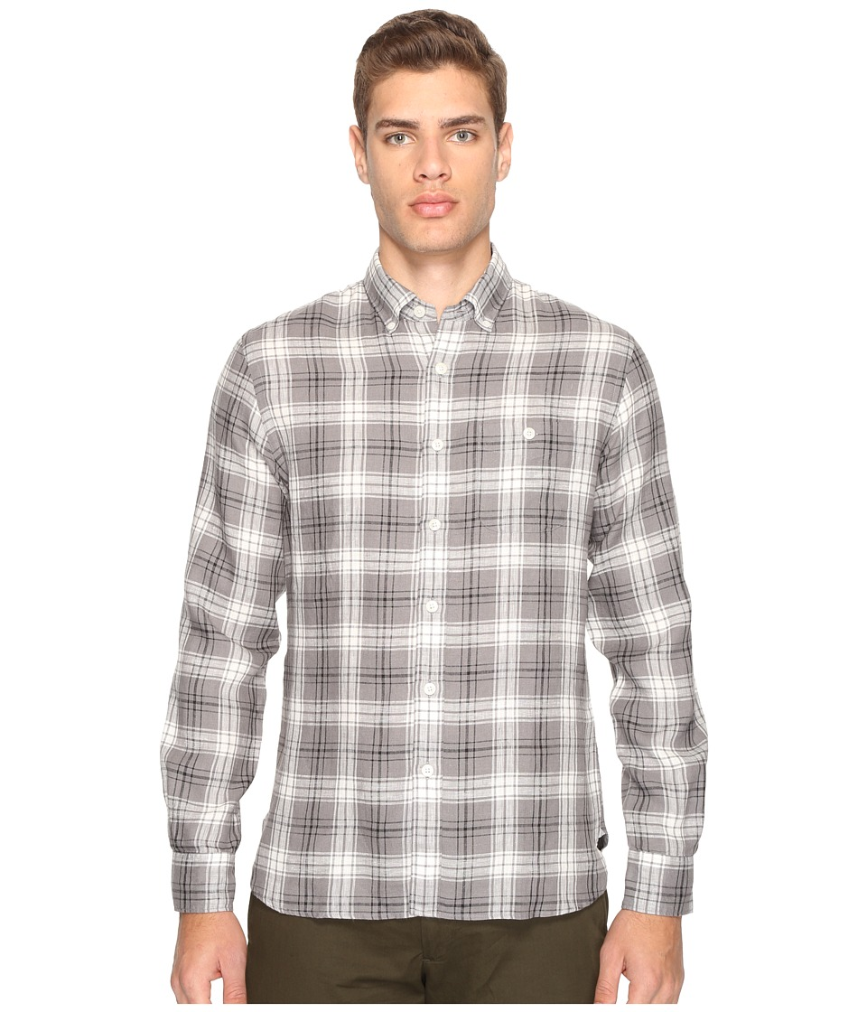 Todd Snyder Todd Snyder - Linen Check Shirt
