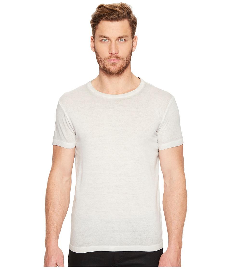 BELSTAFF - Trafford Cold Dye Jersey T-Shirt (Mist) Mens T Shirt