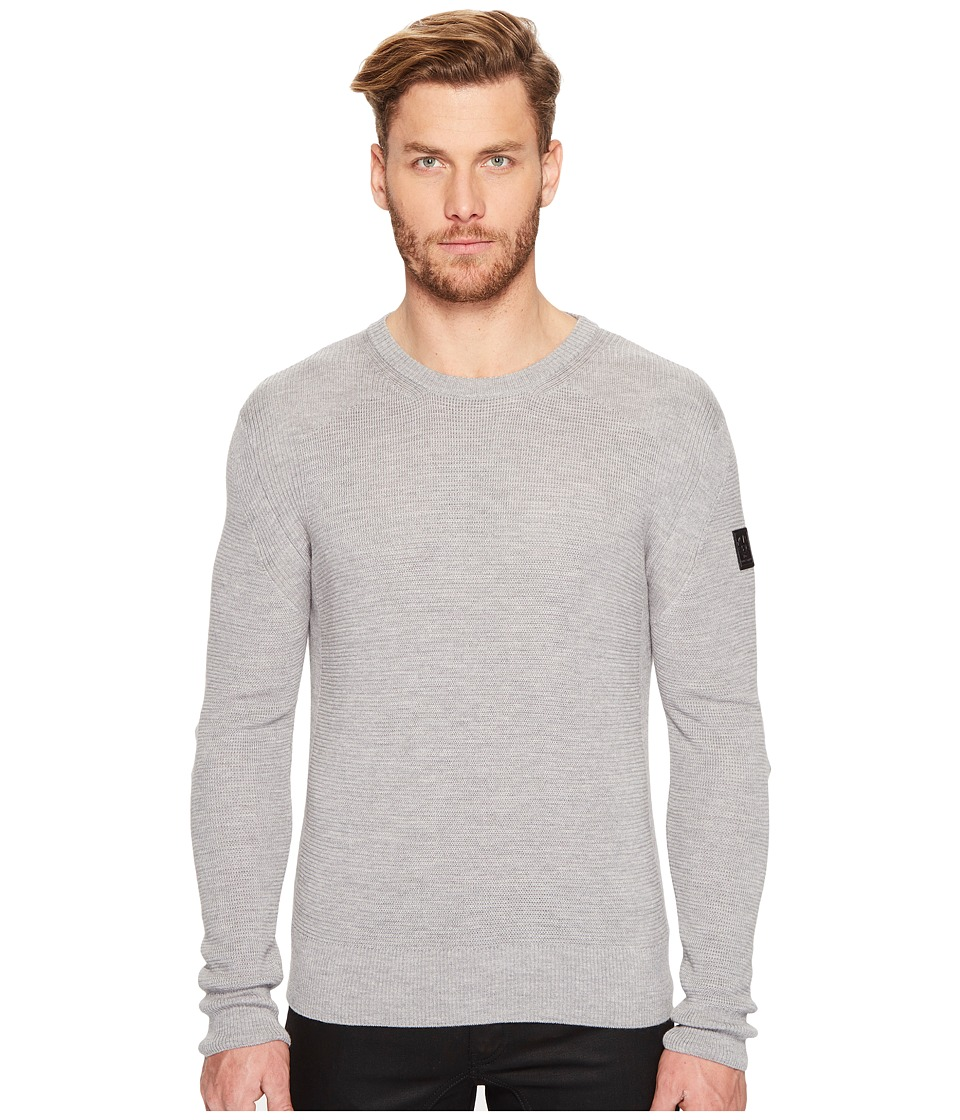 BELSTAFF - Malwood Silk Cashmere Blend Sweater