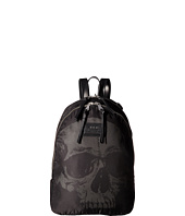 John Varvatos - Skull Printed Backpack