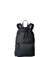 John Varvatos - Croc Embossed Ballistic Nylon Backpack
