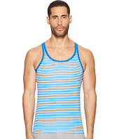 Emporio Armani - Sailor Stripe Microfiber Tank Top