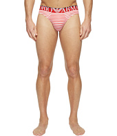 Emporio Armani - Sailor Stripe Microfiber Brief