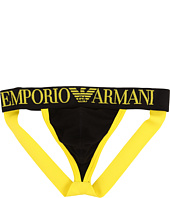 Emporio Armani - Magnum Stretch Cotton Jockstrap